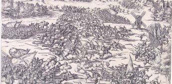 De legende van Kiste Trui en de Slag op Mookerheide