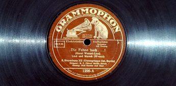 Partijlied van de nazi's op galafeest Juliana en Bernhard (1937)