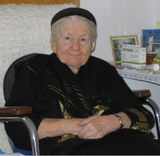 Irena Sendler in 2005