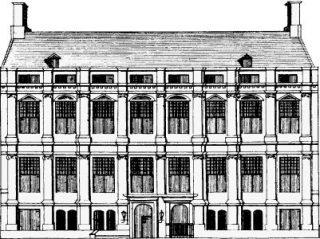 Keizersgracht 177, het huis waar Aletta Maria haar jeugd doorbrengt