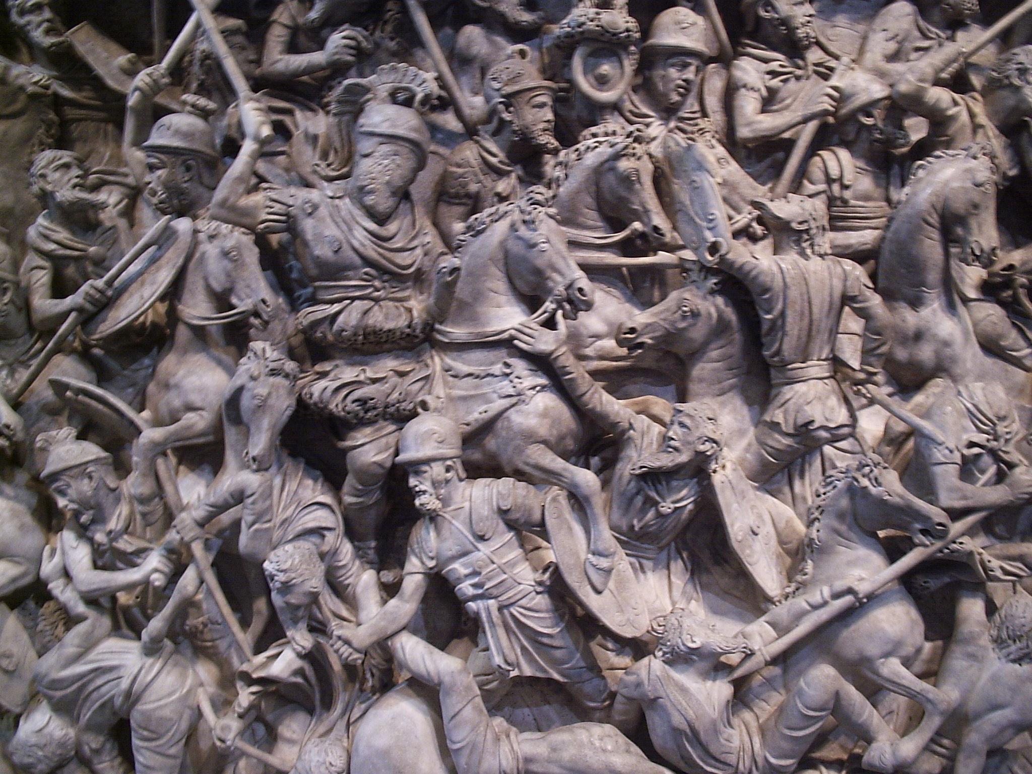 Portonaccio sarcophagus, Nazionale de Roma /cc