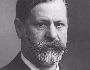 Sigmund Freud (ca. 1905)