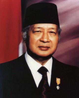 Soeharto, 2e president van Indonesië