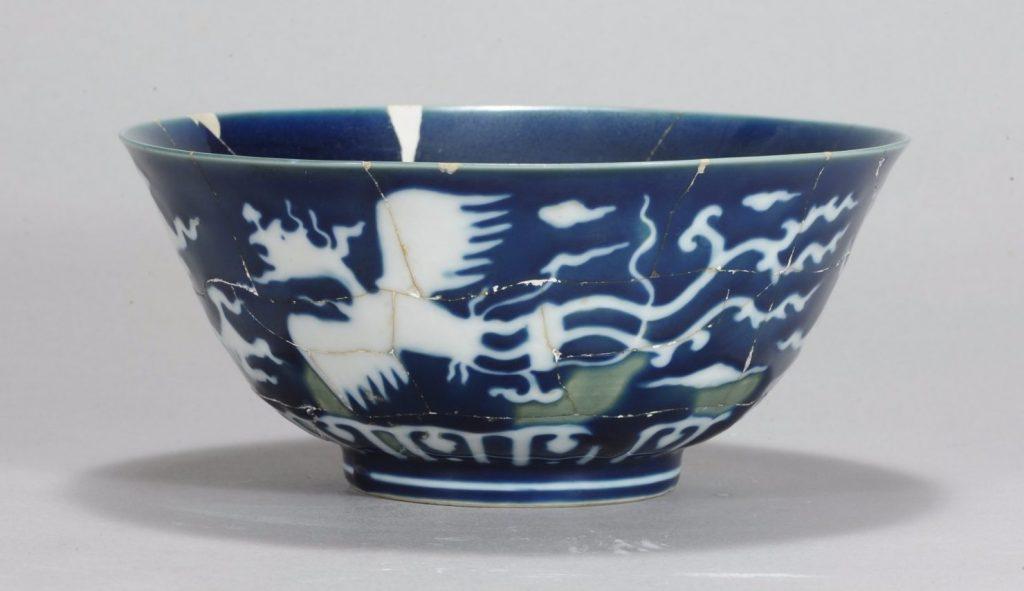 Kopje, porselein   Chenghua (1464-1487)   Archeologisch Instituut, Jingdezhen