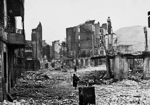 Bombardement op Guernica