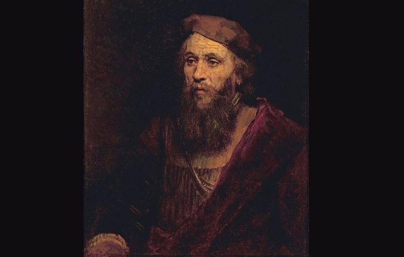 Rembrandt van Rijn (1606-1669), Portret van een man, 1661. © State Hermitage Museum, St Petersburg