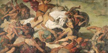 De Slag bij het Teutoburgerwoud (9 na Chr.)