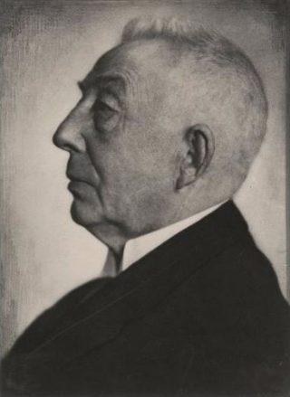Colijn in de jaren dertig (foto Franz Ziegler)