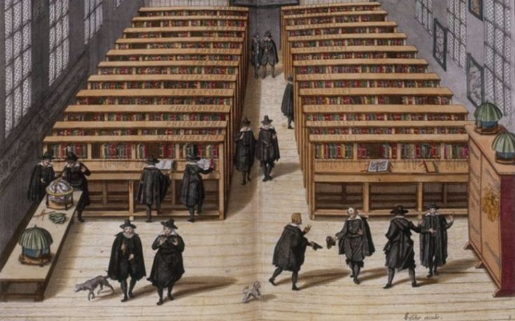 Dies Natalis - De Universiteitsbibliotheek Leiden in 1610