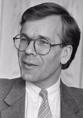 Herman Tjeenk Willink in 1985 (cc - Bogaerts, Rob / Anefo)