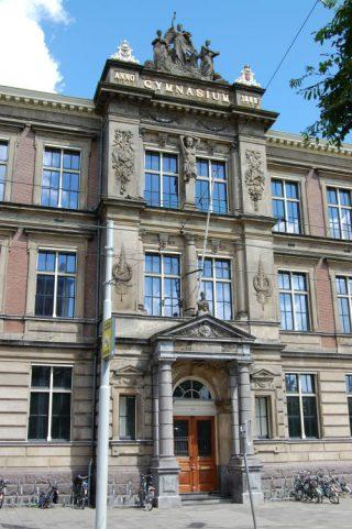 Latijnse School in Amsterdam