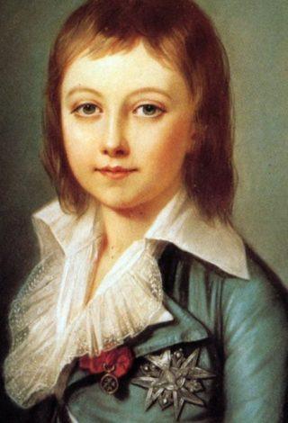 Lodewijk XVII - Titulair koning van Frankrijk