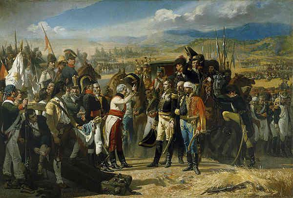Overgave Fransen bij Bailén