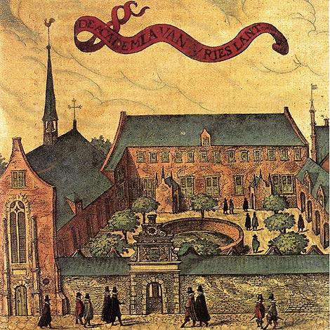 Universiteit van Franeker of Academie van Friesland