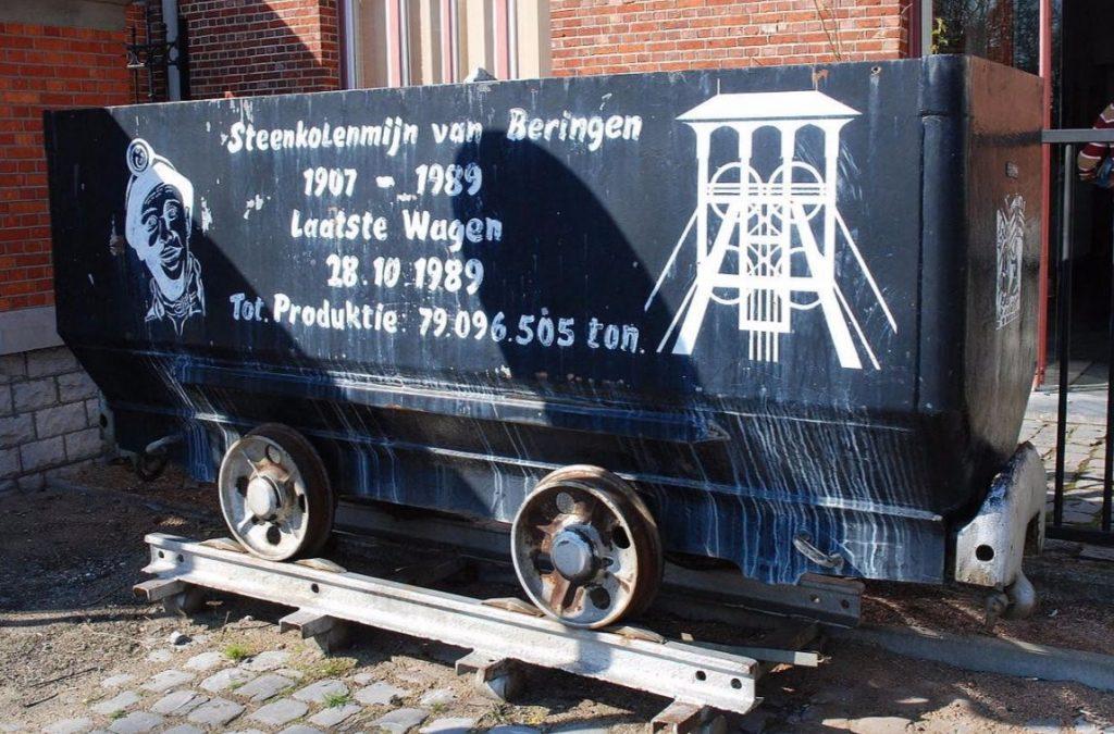 De laatste wagon steenkool kwam op 28 oktober 1989 uit de mijn.