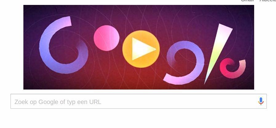Oskar Fischinger, Google Doodle