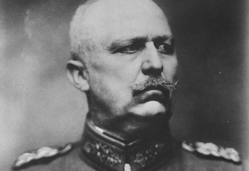 Erich Ludendorff (1865-1937) – Duitse generaal en politicus