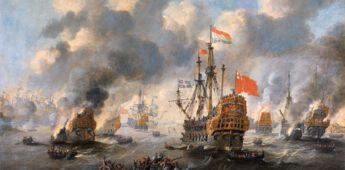 De vier Engels-Nederlandse Oorlogen (17e & 18e eeuw)