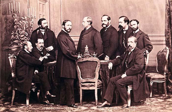 De voorlopige regering van 1869
