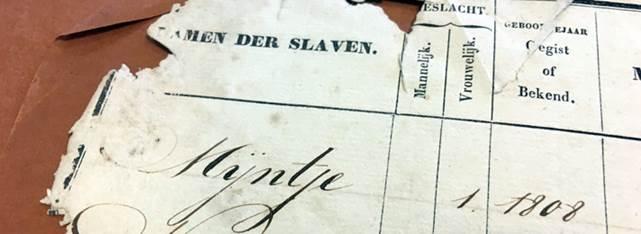 Vrijwilligers maken Surinaamse slavenregisters openbaar