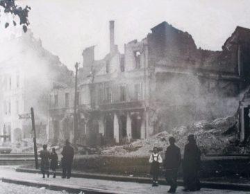 Białystok na de opstand