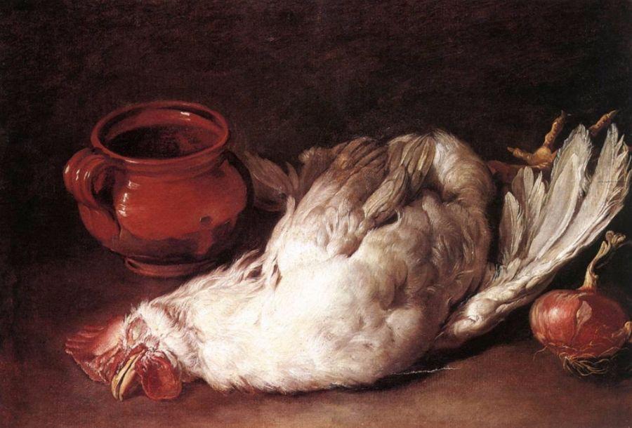 Schilderij van Giacomo Ceruti