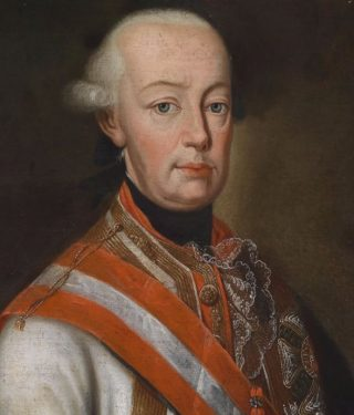 Keizer Leopold II (1747-1792), vorst van de Zuidelijke Nederlanden