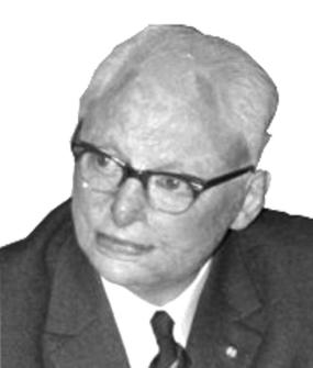 Albert Pierhagen in 1969 (foto Nationaal Archief)