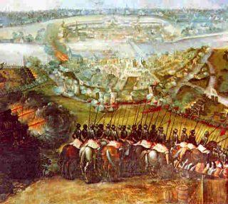 Belegering van Maastricht in 1579