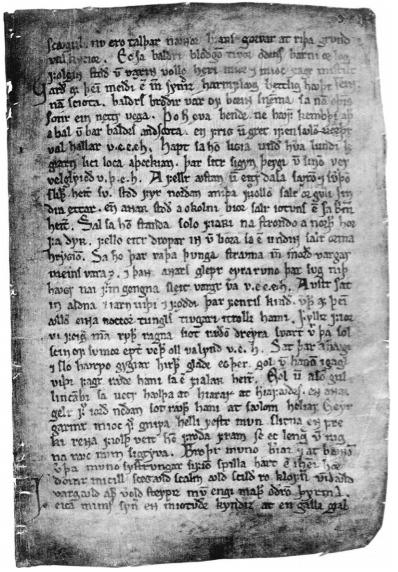 De Edda 1230 Van Snorri Sturluson Historiek