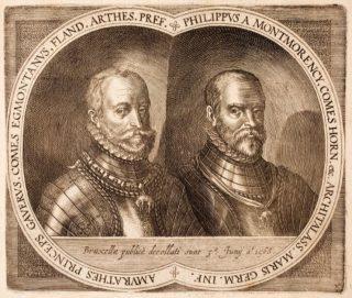 De graven Egmont en Horne