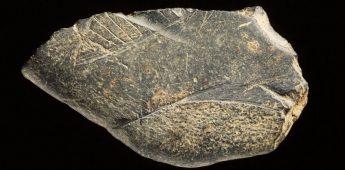 De oudste tekening van Nederland