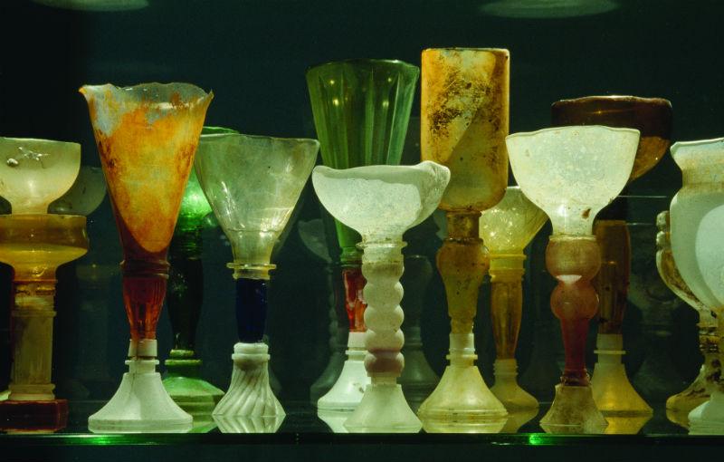 Gerd Rohling - 'Acqua e Vino, PVC', vanaf 1993 (RMO)