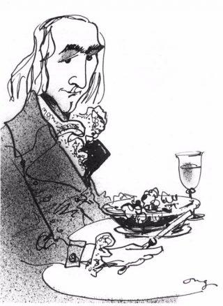 John Jacob Astor © Henk Boudewijns – Illustratie Guus Ong