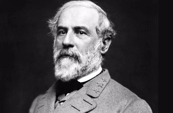 Robert E. Lee in maart 1864