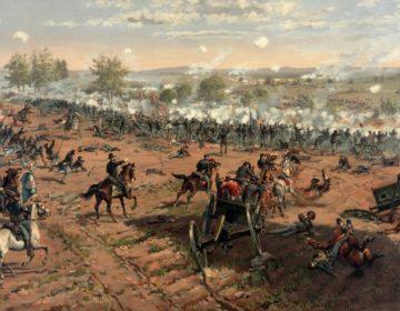 Slag bij Gettysburg (Thure de Thulstrup)