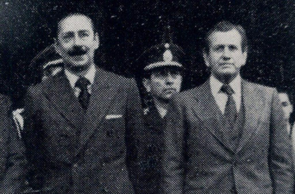 Videla en Jorge Zorreguieta