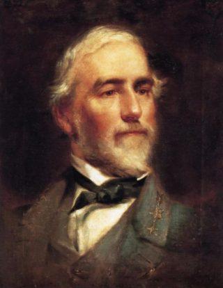 Robert E. Lee - Calledon Bruce, 1865 (Virginia Historical Society)