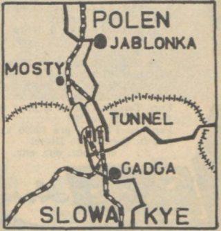 Kaartje in het Nieuwsblad van het Noorden, 19-9-1964 (Delpher)