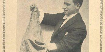 Ben Ali Libi, de goochelaar die in Sobibor werd vermoord