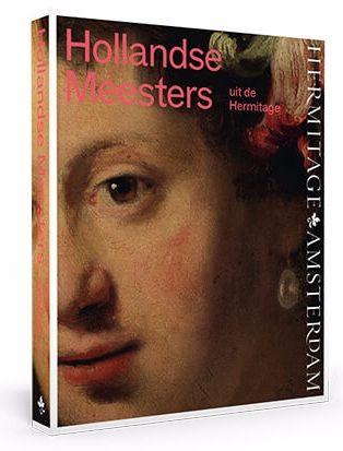 Boek bij de tentoonstelling 'Hollandse Meesters uit de Hermitage'