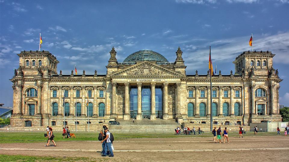 De Rijksdag in Berlijn (cc - Pixabay - PeterDagatz)