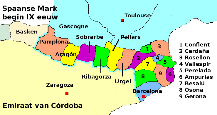 De Spaanse Mark