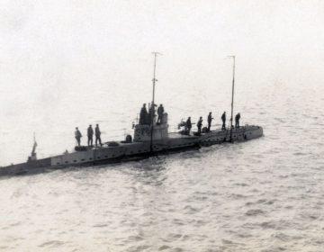 Foto van een willekeurige UB-II duikboot (Flickr - drakegoodman)