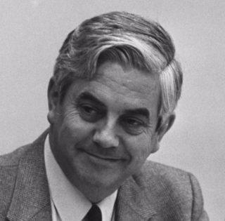 Frits Bolkestein in 1984 (cc - Bogaerts, Rob - Anefo)