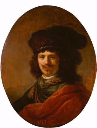 Govert Flinck, Portret van een jonge man, 1637 © State Hermitage Museum, St Petersburg