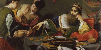 Koning Croesus (595-546 v.Chr.) – De rijkste man ter wereld
