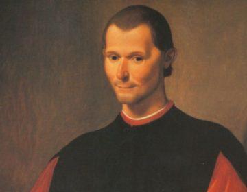 Niccolò Machiavelli (1469-1527) Grondlegger van de moderne politieke wetenschappen