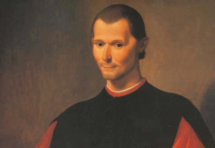 Niccolò Machiavelli 1469 1527 Politiek Filosoof Historiek