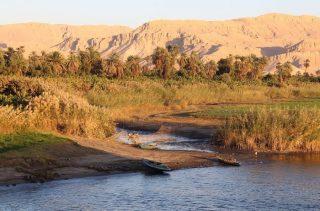 Nijl in Egypte (cc - grafik_zfk - Pixabay)